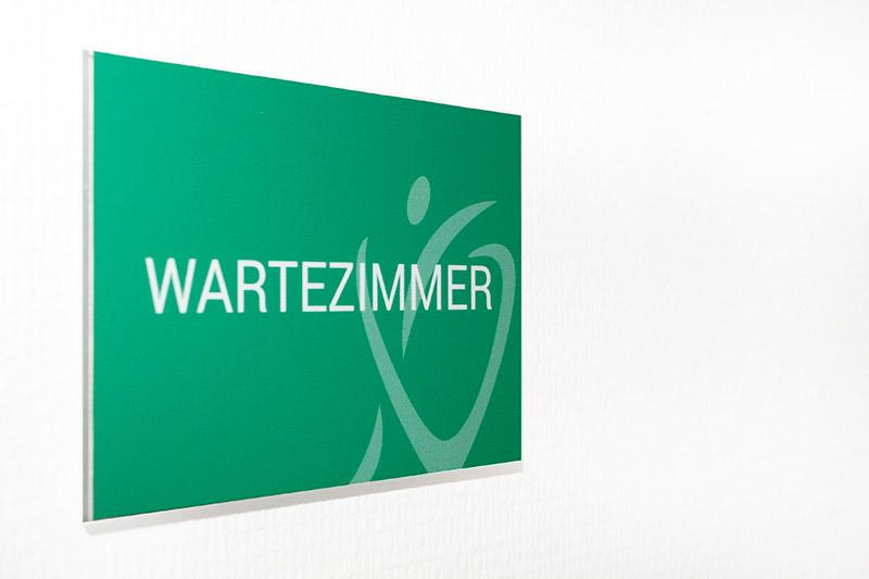 Wartezimmer Allgemeinarztpraxis Pantazi Stuttgart Bad Cannstatt